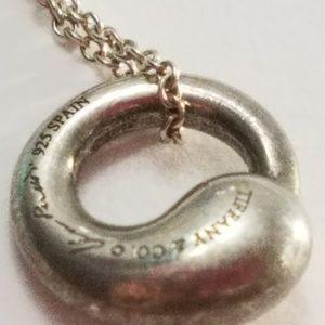 Tiffany & Co. Jewelry - Tiffany Pendant Circle